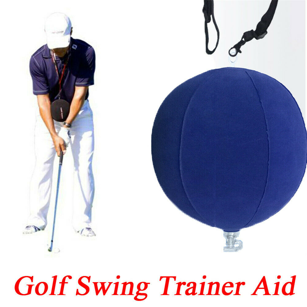 Golf Swing Trainer Aid