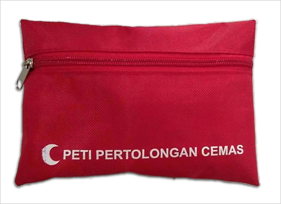 Peti Pertolongan Cemas 1st Aid Kit