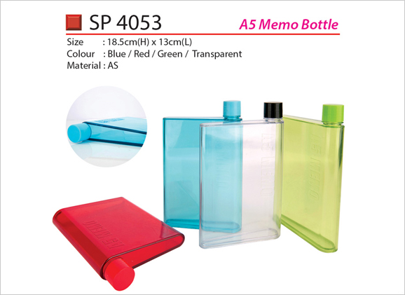 SP4053 Memo Bottle